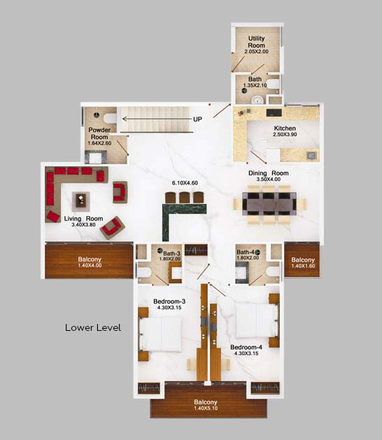 4bhk-skyvilla-garden-view-floor-plan-2d-lower-level