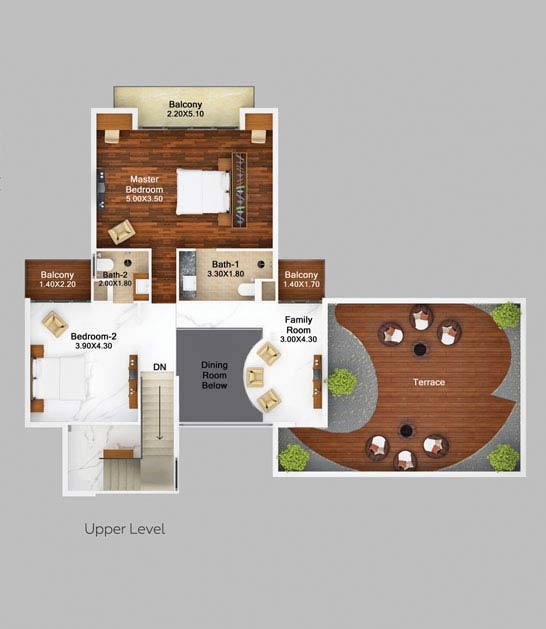 4bhk-skyvilla-mountain-view-floor-plan-2d-upper-level